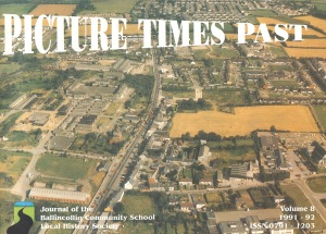Picture Times Past 1991-92 Front cover